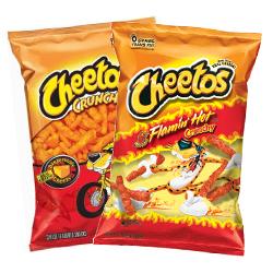 Cheetos Flaming Hot Cheetos Frito Lay Chester Cheetah