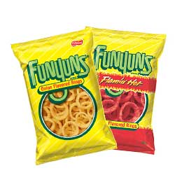 Funyuns Flaming Hot Funyuns Frito Lay